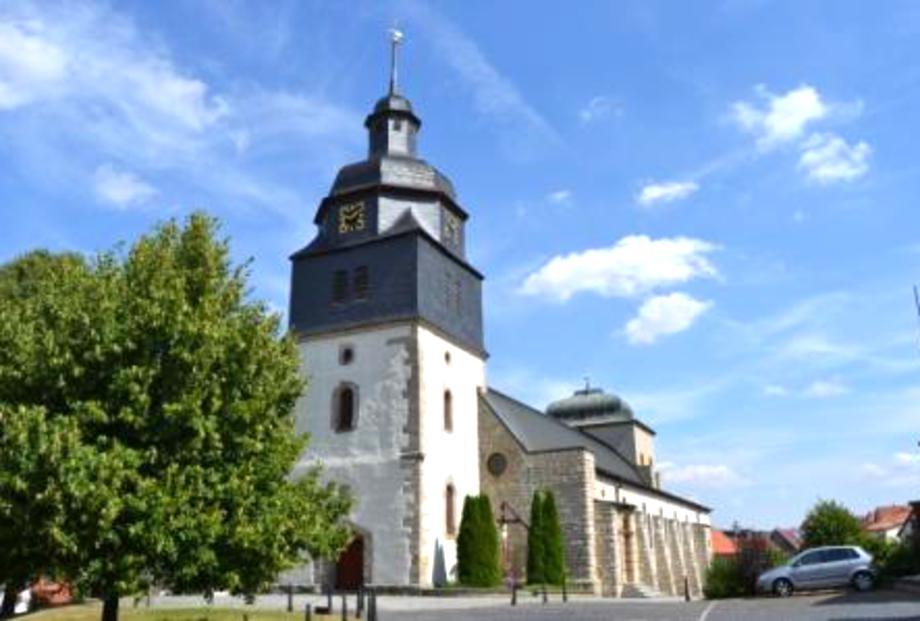 St Mariä Geburt Bischofferode, St. Johannes der Täufer Holungen, St. Simon und Judas Thaddäus Neustadt